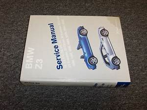 2000 2001 2002 Bmw Z3 Workshop Shop Service Repair Manual Book Roadster Coupe M
