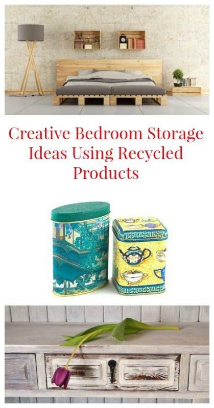 creative bedroom storage ideas 4 creative natural bedroom storage ideas using recycled products