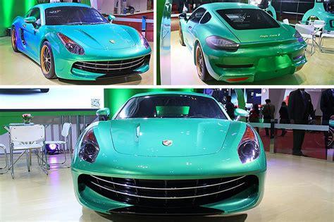 diaporama top  des copies chinoises de vehicules