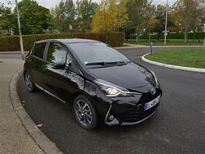 Essai Toyota Auris Hybride 2017 : essai vid o toyota yaris hybride 2017 ~ Gottalentnigeria.com Avis de Voitures