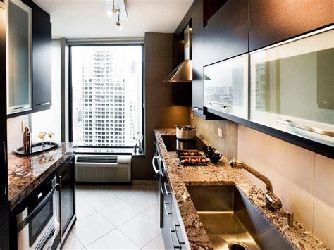 Galley Kitchen Remodel Ideas Hgtv