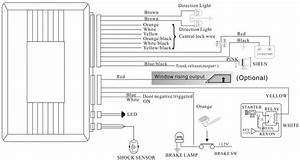 Ys 9169  Wiring Diagram For Toad Alarm Schematic Wiring