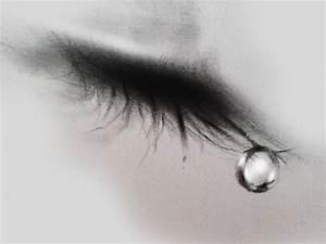 Crying eyes by shadagishvili on DeviantArt