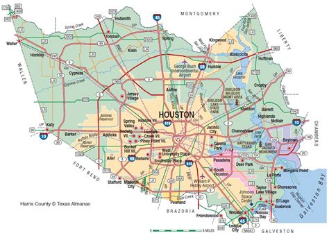 harris county  handbook  texas  texas state