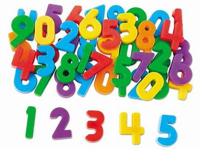 Numbers Magnetic Letters Number Random Pick Clipart