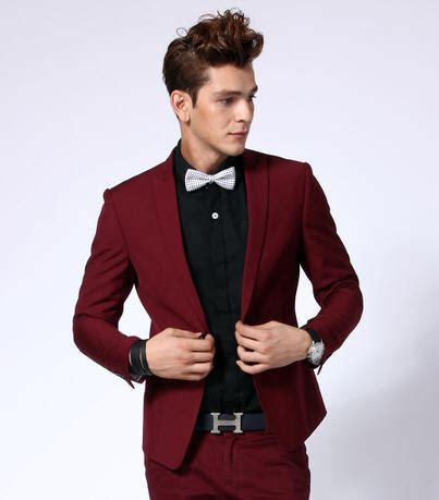 Red Wine Suit Proms Suit | Suites! | Pinterest | Red wines Prom and Wine