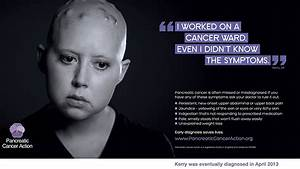 Pancreatic Cancer ad causes controversy. - Osocio
