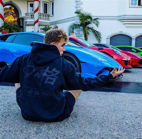 Lamborghini Huracan Performante Jake Paul