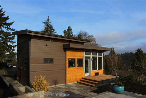 Small Homes : Seattle Backyard Cottage
