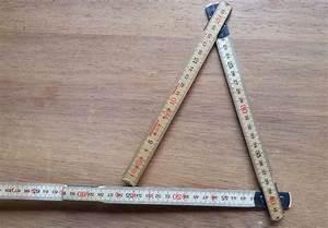 Rechter Winkel Mit Meterstab : 2 schnelle tricks so wird dein zollstock zu einem ~ Watch28wear.com Haus und Dekorationen