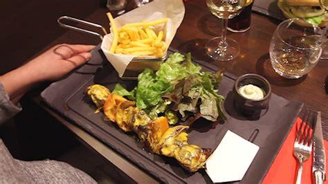 cours de cuisine thionville restaurant brochettes et cie thionville kinépolis en vidéo