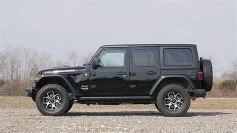 Jeep Wrangler Per Gallon by 2018 Jeep Wrangler Rubicon Why Buy