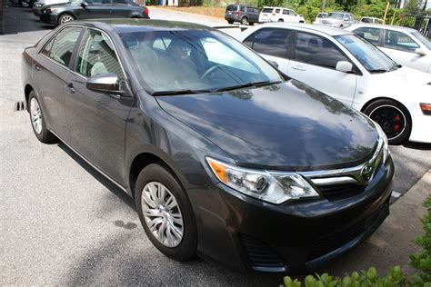 2012 Toyota Camry Le by 2012 Toyota Camry Le 10