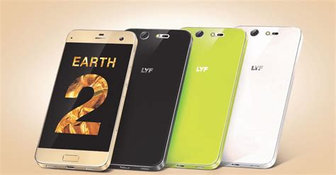 reliance lyf earth 2 smartphone specification review