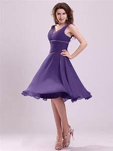 short purple wedding dresses styles of wedding dresses With short purple wedding dresses