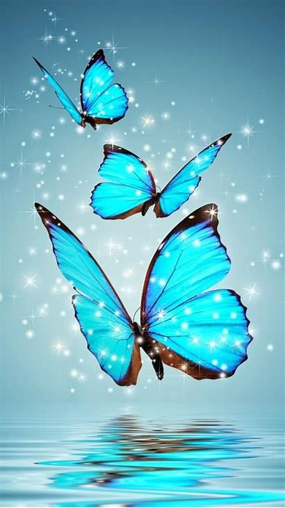 Iphone Butterflies Butterfly Wallpapers Background Pretty Butterflys
