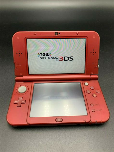 When you want to choose a particular sd card for your nintendo 3ds xl game, the most important thing to keep in. NICE! Nintendo Unusual 3DS XL Crimson Video Game Console with SD Card Stylus and Charger ...