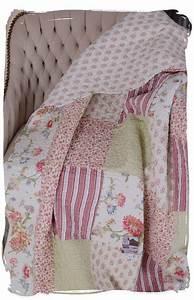 Tagesdecke Shabby Chic : berwurf sofadecke patchwork decke vintage tagesdecke quilt plaid shabby chic tagesdecken ~ Eleganceandgraceweddings.com Haus und Dekorationen