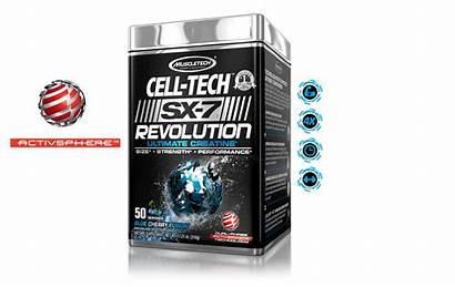 Sx Cell Tech Revolution Muscletech Celltech Creatine