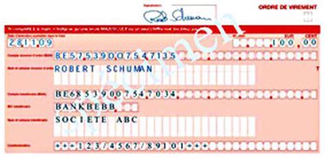 virement bancaire international montant maximum formulaire de virement europeen 5 11 2009