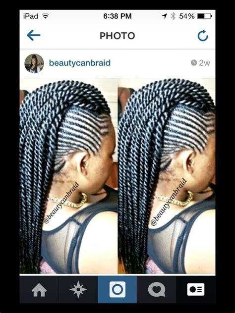 twist    predator hair style lol