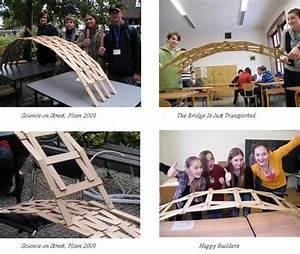 Science Practical Activity  Leonardo Da Vinci U0026 39 S Bridge
