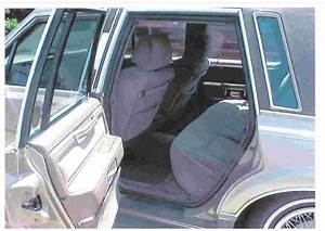 1986 Lincoln Town Car - Interior Pictures