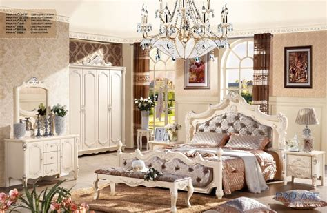 Luxury French Fancy Antique Design Solid Wood Fabric