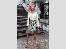 A Recap Of New York Fashion Week Top Celebrities That