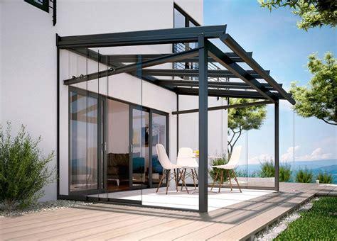 Schiebeelemente Für Terrassen by Schiebet 252 Ren Aus Glas F 252 R Wintergarten Terrassen Oder Balkon
