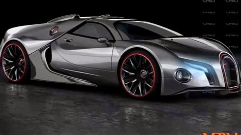 Passion For Luxury  Bugatti Chiron Coming In 2016 With 1500hp