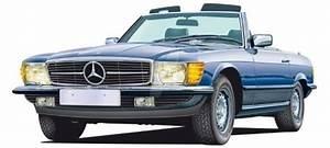 Mercedes Benz R107 380sl Service Repair Manuals