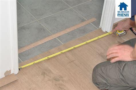 travaux int 233 rieurs recollage des plinthes et mise en place des barres de seuil ma maison phenix