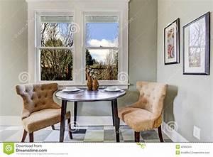 Petite Salle à Manger : petite salle manger dans la chambre de cuisine image stock image 42962345 ~ Preciouscoupons.com Idées de Décoration