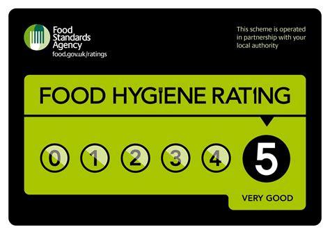 hygiene cuisine food hygiene rating 5