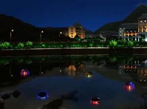 Floating Solar Pool Lights Led Outdoor Solar Led Floating Lights Garden Pond Pool Lamp