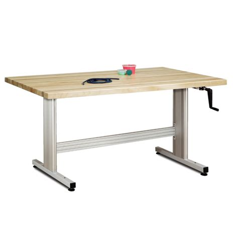 physical therapy table dimensions group therapy table with hand crank height adjustment1