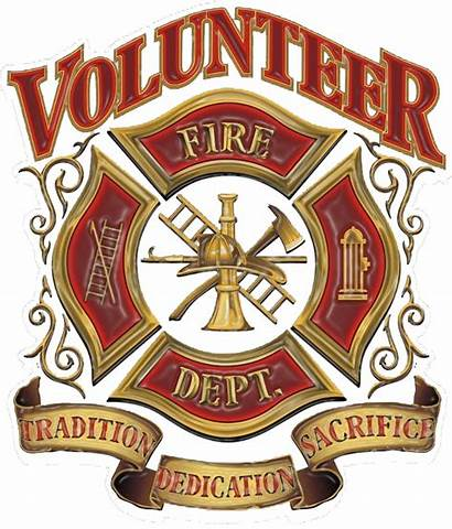 Fire Department Volunteer Firefighter Symbol Clipart Dept