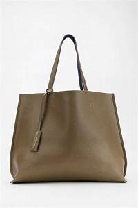 Urban outfitters Reversible Vegan Leather Tote Bag in Brown | Lyst