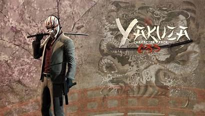 Yakuza Payday Character Wallpapers Dragon Pack Pc