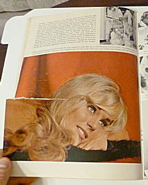 playboy magazine june  jayne mansfield