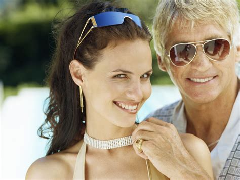 Younger Women Dating Older Men A Quick Reality Check