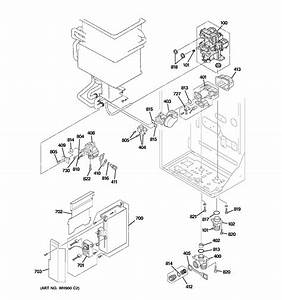 30 Ge Gas Water Heater Parts Diagram