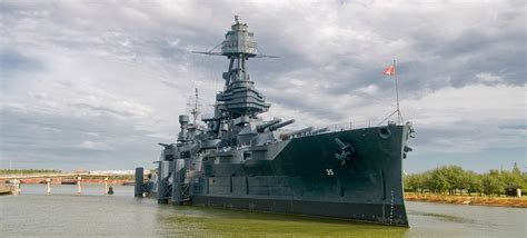 Battleship Texas State Historic Site — Texas Parks ...