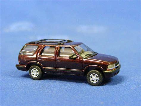 Buffalo Road Imports Chevrolet Blazer 1998  Silver Truck