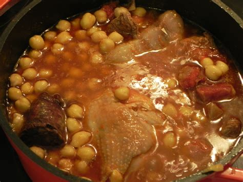 cocido express pot au feu espagnol