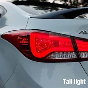 2013 Hyundai Elantra Trunk Light Bulb Replacement Led Rear Trunk Light Lamp Assembly 4pcs For Hyundai