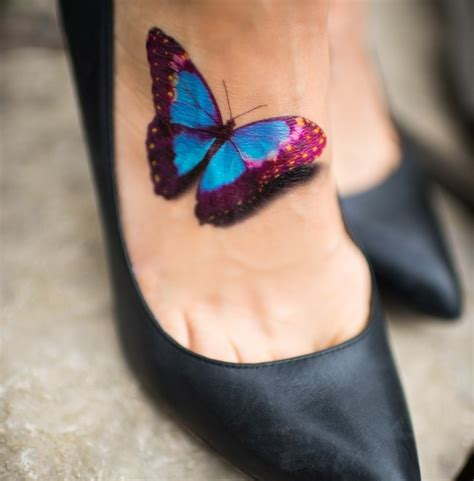 tatouage papillon  belles  pour vous inspirer