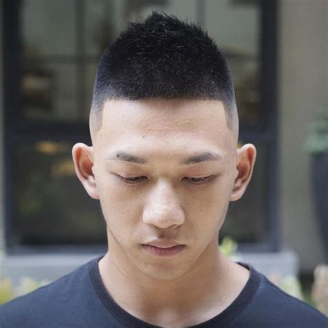 85 Charming Asian Hairstyles For Men   [New In 2018]