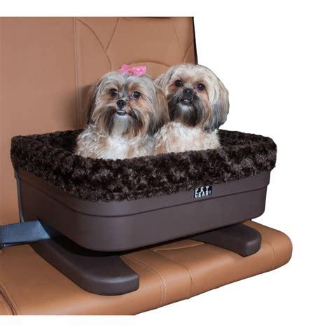 bucket seat dog booster seat